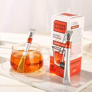 Rockin' Rooibos red bush Herbal Tea Infusion Sticks ** Great Taste Sticksology