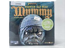 MPC  724 Mummy Haunted Glow Head Fundimensions Model Kit