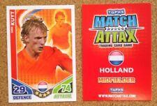 Topps Match Attax International Football Football Trading Cards