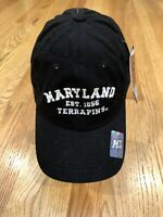 Maryland Terrapins NCAA Strpaback Dad Hat Cap College University TERPS Spell Out