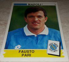 FIGURINA CALCIATORI PANINI 1994/95 NAPOLI PARI ALBUM 1995