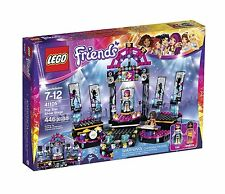 LEGO Friends Pop Star Show Stage Building Set 41105 NEW NIB Retired