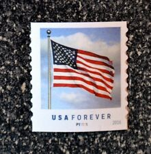 2016USA #5053 Forever U.S. Flag PNC Coil Plate Number Single #P11111 Mint  (APU)