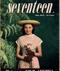 1945 Seventeen July - Pirate Pants; Who are the ballad singers? Wisconsin boy