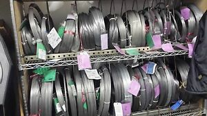 """2mm / .080"""" 302 STAINLESS STEEL WIRE - 25 FEET HIGH QUALITY SS  SPRING WIRE"""