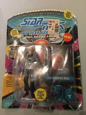 Star Trek Admiral McCoy Action Figure & Collector Card