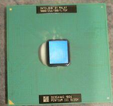 INTEL PENTIUM 3 III 1000MHz CPU PROCESSOR SL5QV SOCKET 370 CPU TESTED WORKING!