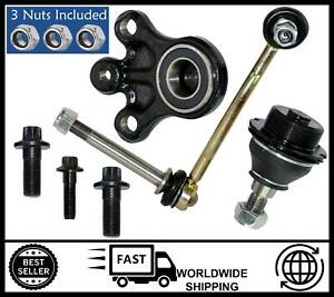 Lower/Upper (FRONT+LH) Suspension Ball Joint+Drop Link FOR PEUGEOT 407