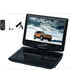 Reflexion DVD 1013 tragbarer DVD Player DVB-T drehbar 10 Zoll 25,4cm 12V
