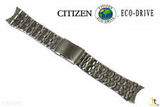 Citizen 59-S03819 23mm Stainless Steel Watch Band S060257 BY0000-56E BY0000-56L