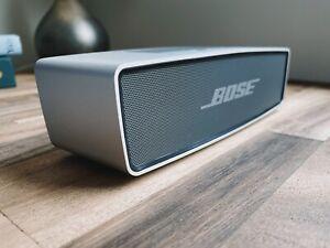 Bose SoundLink 359037-1300 Mini Bluetooth Speaker - Silver