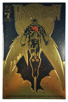 """Hawkman"" #1 GOLD FOIL COVER  NM (1993) DC COMICS"