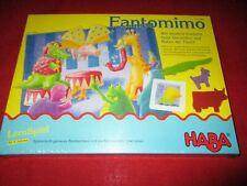 HABA® 4564 Lern-Spiel Fantomimo NEU OVP