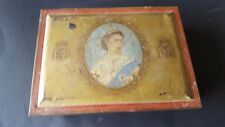 'WD and HO Willis Gold Flake Cigarettes' Tin (HM Queen Elizabeth ll 1953)
