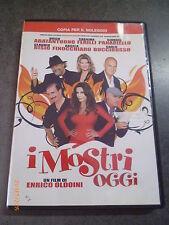 I MOSTRI OGGI - SABRINA FERILLI - CLAUDIO BISIO - DIEGO ABATANTUONO - DVD