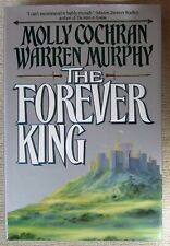The Forever King (First Edition) by Molly Cochran, Warren Murphy HC