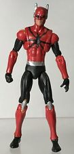 "Marvel Universe Custom Ant-Man Scott Lang 3.75"" Figure Cyber Spider-Man Mech"