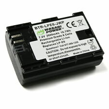 Wasabi Power Battery for Canon LP-E6, LP-E6N