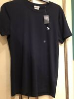 abercrombie & fitch mens tshirt - small - new with label