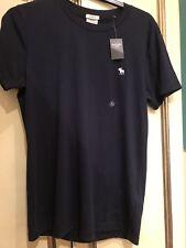Abercrombie & Fitch para Hombre Camiseta-Small-Nuevo Con Etiqueta
