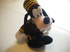 Disney Mickey Mouse Bell Boy Goofy Plush Soft Stuffed Doll Toy 10'' 25 cm tall