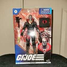 "2020 HASBRO G.I JOE CLASSIFIED SERIES 6"" ACTION FIGURE #03 DESTRO MISB IN HAND"