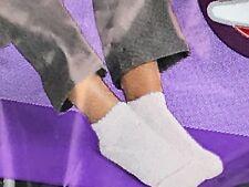 HANES Socks - Women's XL Extended Size Black LOW CUT Socks - 6 Pack - $24 MSRP
