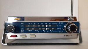 Sony 7F-74DL vintage transistor radio