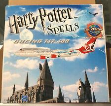Inflight 200 B747-400 G-VLIP Virgin Atlantic Harry Potter #BBOX754 SR002 (0180)