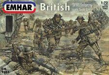 Petits soldats britanniques première guerre mondiale 1:72 (25mm)