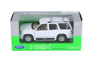 2002 CADILLAC ESCALADE SUV WELLY 22412WT 1/24 scale DIECAST CAR