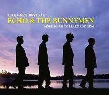 The Very Best of Echo & the Bunnymen: More Songs to Learn and Sing by Echo &...