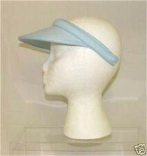 Ladies Clip On Visor,Sports,Tennis,Sailing,Golf,LT BLUE