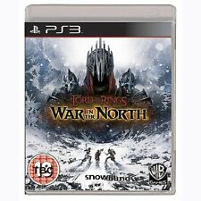 The Lord of the Rings War in the North PS3 NEW Sealed FULL UK Version