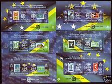 Solomon Is 2005 Europa (6 sheets)MS SG1137 MNH