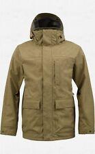 Burton GMP Thatcher Snowboard Jacket (L) Burlap