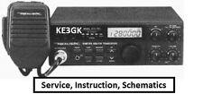 Realistic HTX-100 Service Manual * CDROM * PDF