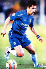 JOE COLE POSTER FROM ASIA -CHELSEA FOOTBALL, SOCCER, UK