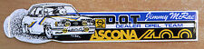 Jimmy McRae Opel Ascona 400 Rally Team / Motorsport Sticker Decal