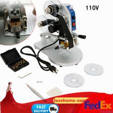 Electric Ribbon Coding Machine Hot Foil Stamping Date Code Printer HOT SALE!!