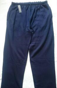 New Perfect Collection Navy Blue Jog Pants 2XL & 3XL