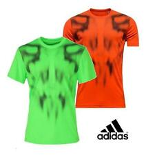 adidas Polyester Graphic T-Shirts for Men
