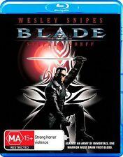 Blade - Region B - Blu-ray - Like New!