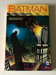 Batman Cataclysm New Edition Paperback TPB/Graphic Novel Chuck Dixon DC Comics