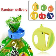 3pcs Kitchen Storage Bag Clip Seal Wrganizer Fresh Food Chips Coffee Snack New