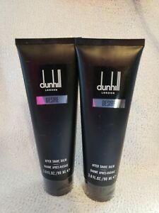 DUNHILL Desire   x2 After Shave Balm  FOR MEN by Alfred Dunhill  3 oz Size