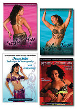 The Ultimate Ava Fleming How to Belly Dance DVD Set