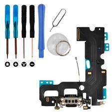 iPhone 7 Dock Connector Ladebuchse Mikrofon Antenne Audio schwarz/grau Werkzeug