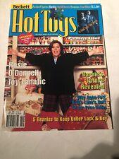 Beckett Hot Toys Magazine # 1 Rosie O'donnell