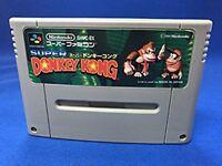 Super Famicom Super Donkey Kong Japan SFC SNES